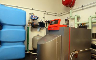 Demoitié - Chaudière mazout à condensation