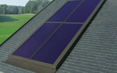 Demoitié - Panneau solaire thermique